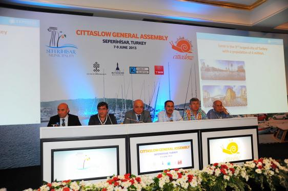 Photo Cittaslow General Assembly 2013