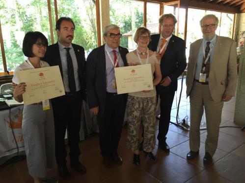 3rdAward:Fonglin & Valmondois(Taiwan & France)