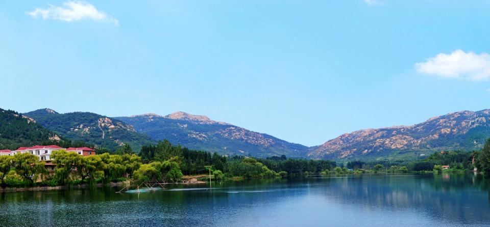 Jiuxian Tiachi lake