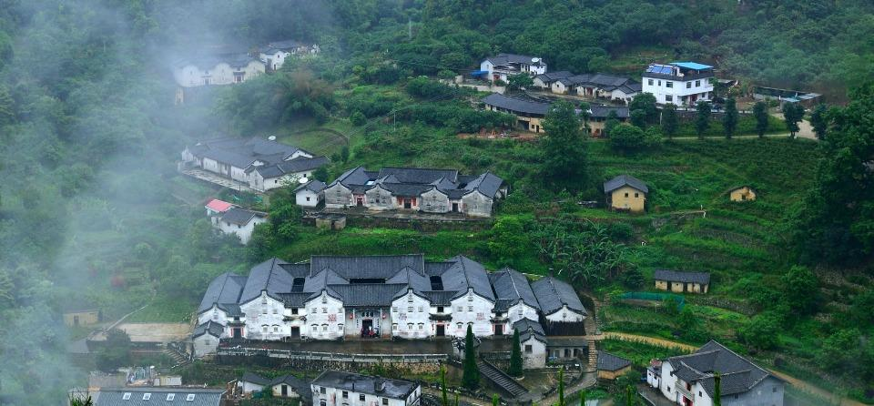 Quaint of Qiaoxi village